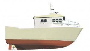 940-SJARK-PROFIL-3D-BILDE
